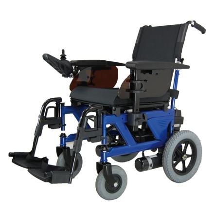 Carrozzina per anziani e disabili