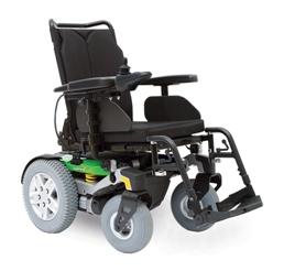 led carrozzina per disabili